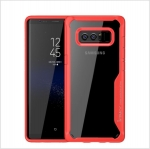 iPaky case samsung galaxy note 8 -แดง