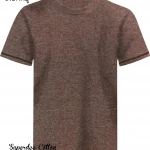 Premium Cotton - SuperdryCotton Gray สีเลือดหมู