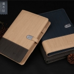 Power bank notebook -Black