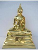 พระบูชา หลวงพ่อโสธร 5 นิ้ว ลงรัก ปิดทองแท้