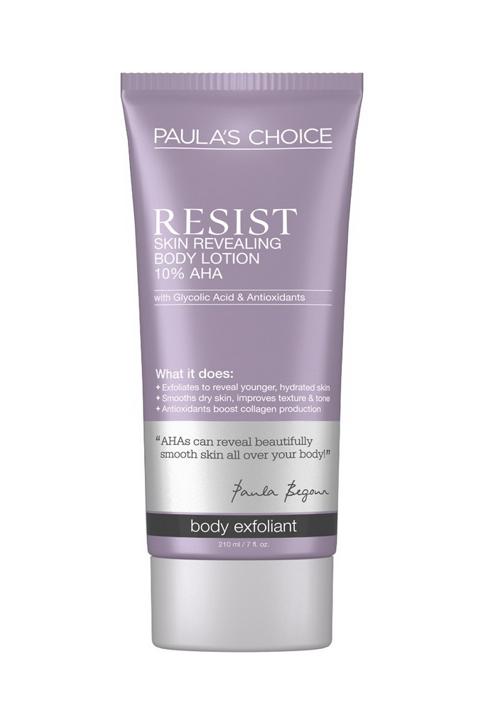 RESIST Skin Revealing Body Lotion with 10% AHA