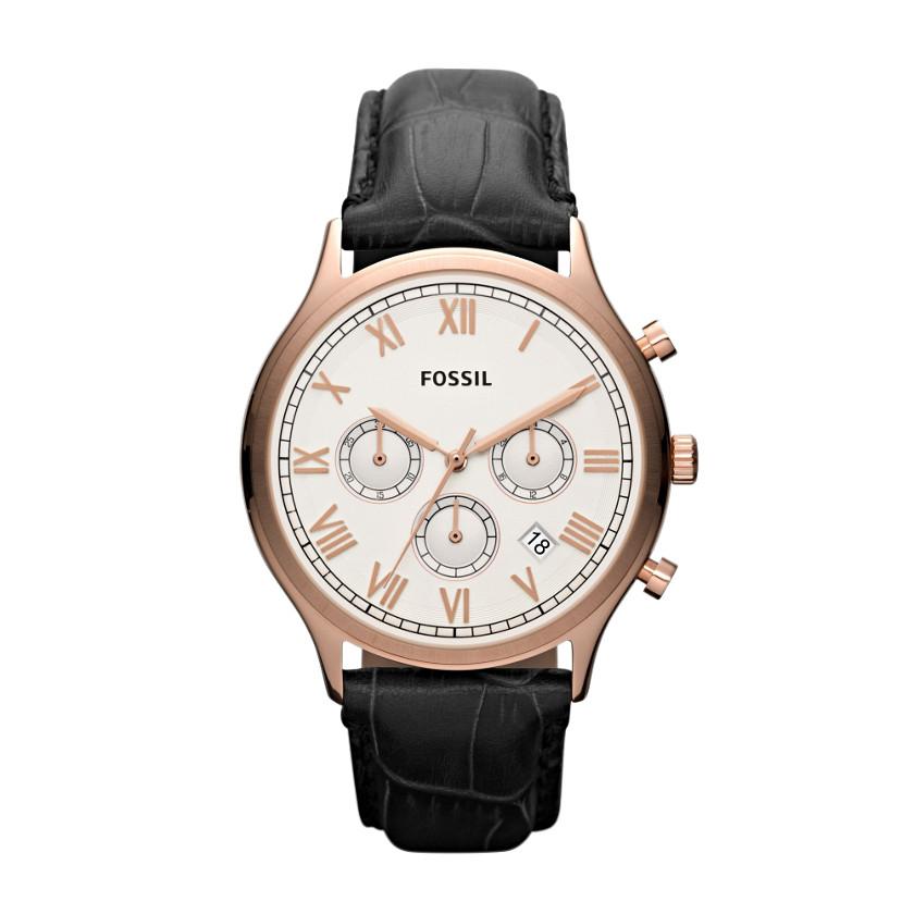 นาฬิกา Fossil รุ่น FS4744 นาฬิกาข้อมือผู้ชาย ของแท้ รับประกันศูนย์ 2 ปี ส่งพร้อมกล่อง และใบรับประกันศูนย์