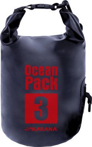 กระเป๋ากันน้ำ Ocean Pack 3L-สีดำ