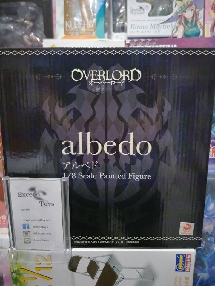 Overlord - Albedo 1/8 FREEing
