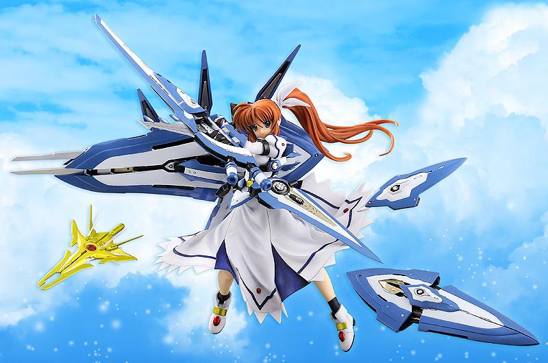 Nanoha Takamachi CW-AEC00X Fortress & CW-AEC02X Strike Cannon