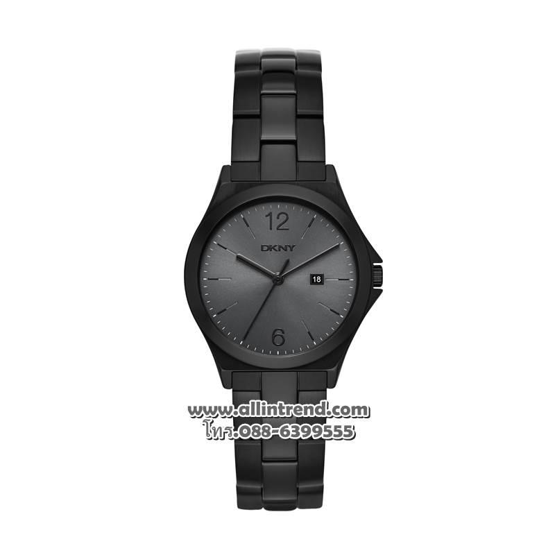 นาฬิกา DKNY รุ่น NY2369 นาฬิกาข้อมือผู้หญิง ของแท้ รับประกันศูนย์ 2 ปี ส่งพร้อมกล่อง และใบรับประกันศูนย์