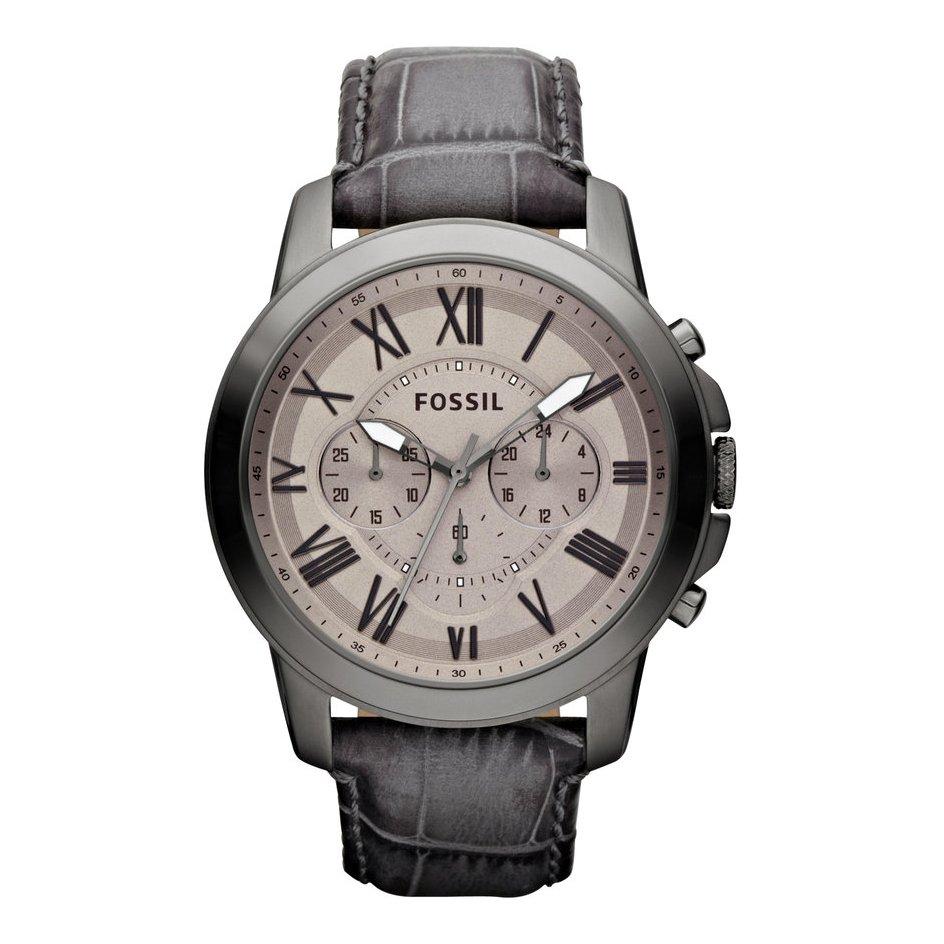 นาฬิกา Fossil รุ่น FS4766 นาฬิกาข้อมือผู้ชาย ของแท้ รับประกันศูนย์ 2 ปี ส่งพร้อมกล่อง และใบรับประกันศูนย์