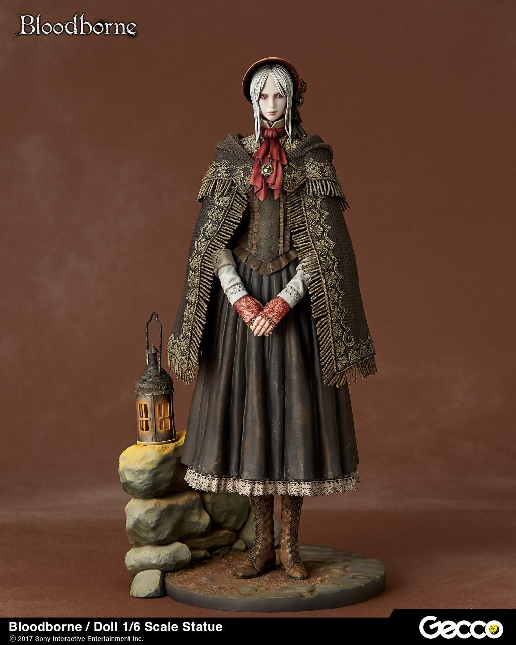 Bloodborne Doll