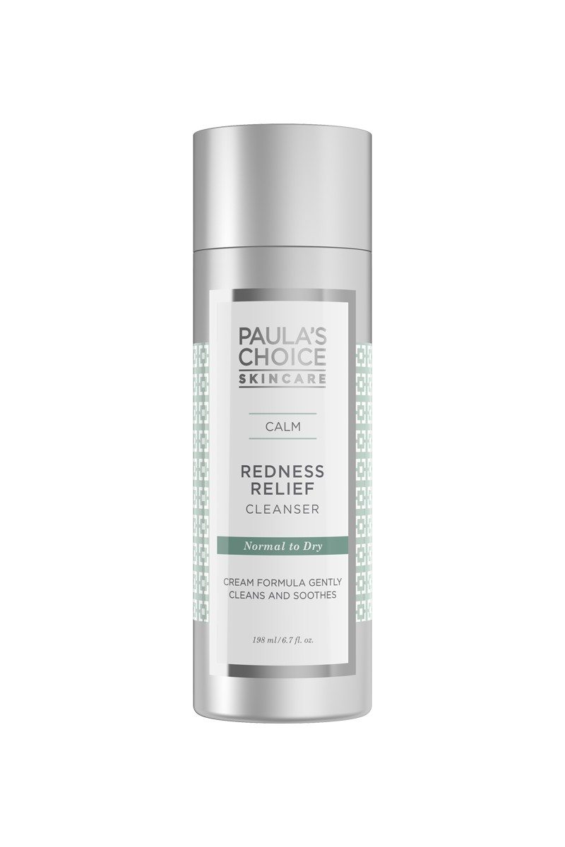 Calm Redness Relief Cleanser. Normal to Dry Skin