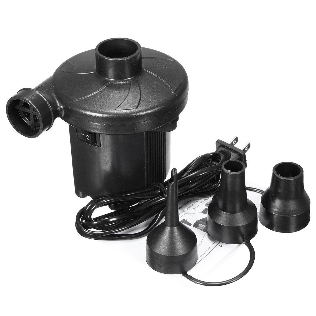 Electric Air Pump เครื่องสูบลม สูบเข้า สูบออก ที่สูบลม ที่สูบลมไฟฟ้า