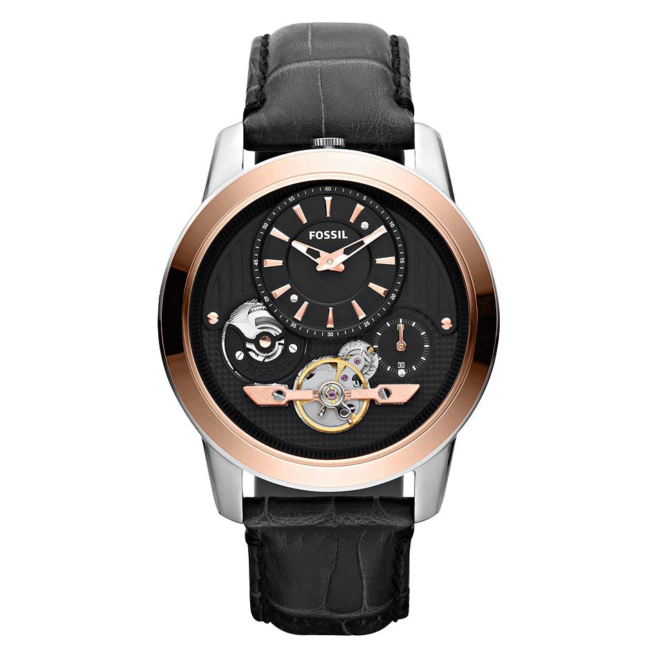 นาฬิกา Fossil รุ่น ME1125 นาฬิกาข้อมือผู้ชาย ของแท้ รับประกันศูนย์ 2 ปี ส่งพร้อมกล่อง และใบรับประกันศูนย์