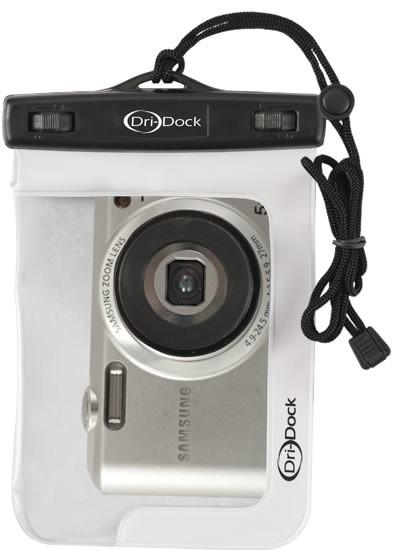 Camera Pro Waterproof Pouch - สีขาว