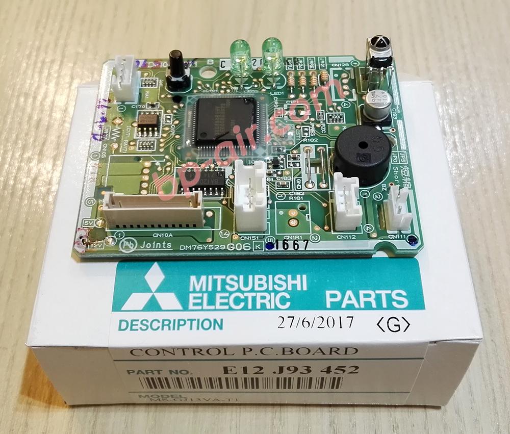แผงบอร์ด Control P.C. E12J93452