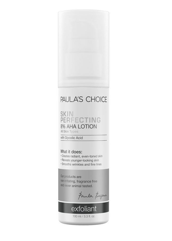 Skin Perfecting 8% AHA Lotion