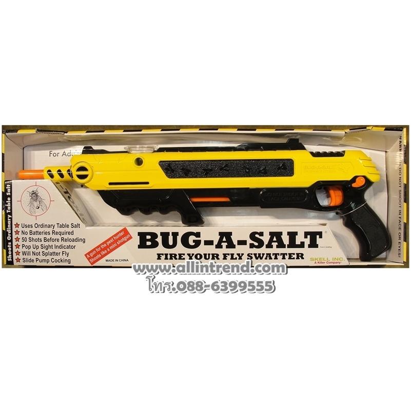 BUG A SALT ปืนยิงแมลงวัน