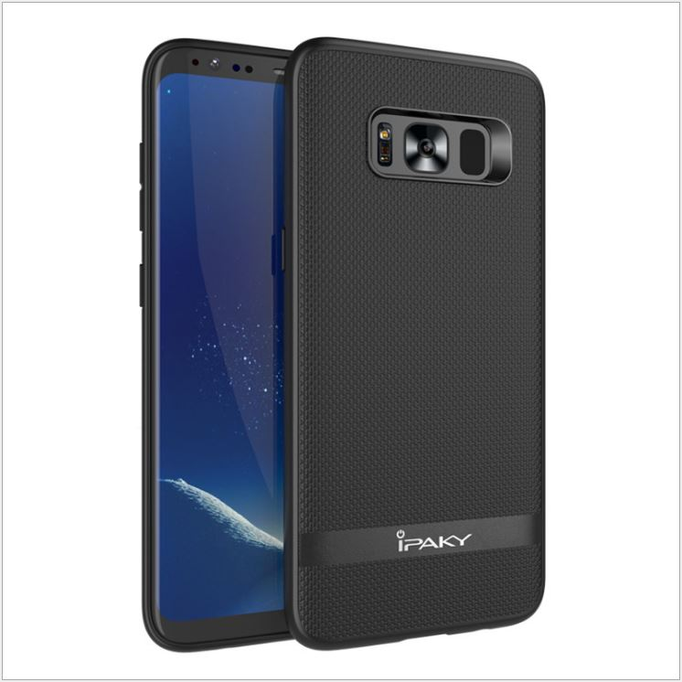 iPaky case Samsung S8 Plus-เงิน
