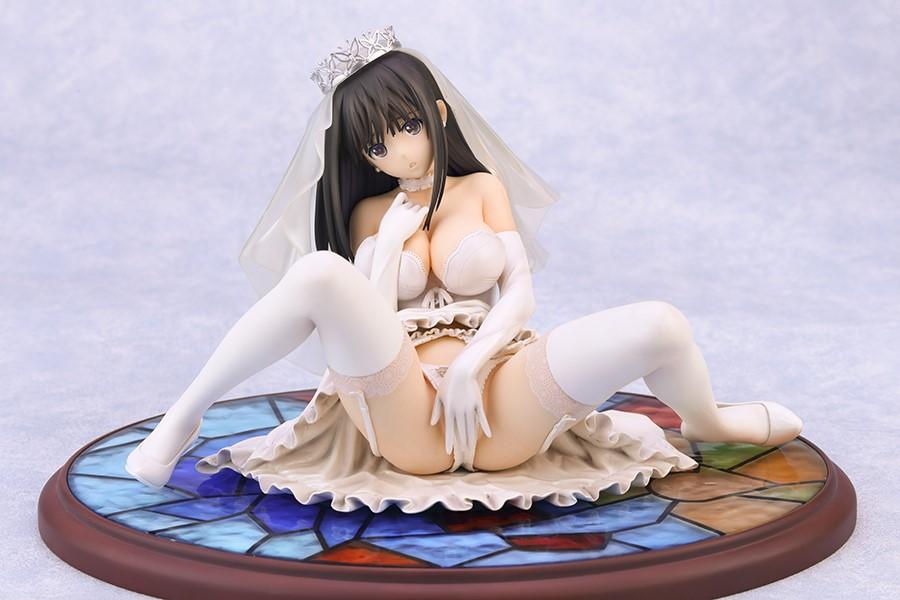 Saeki Ai wedding ver.