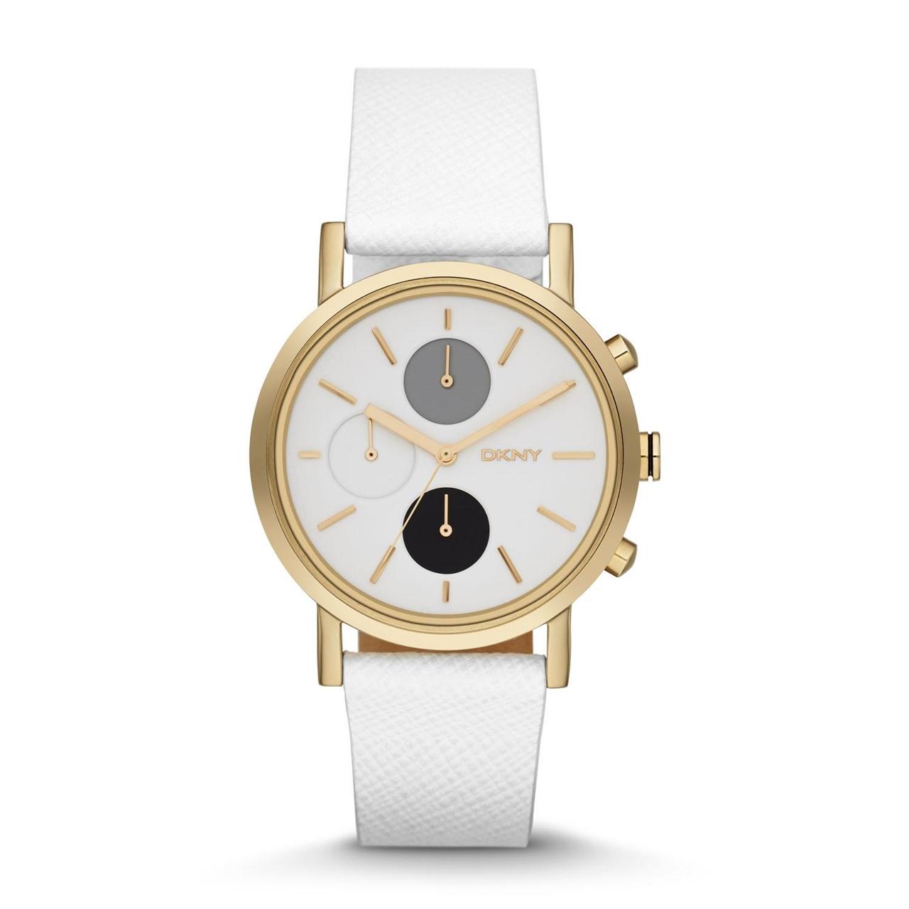 นาฬิกา DKNY รุ่น NY2148 นาฬิกาข้อมือผู้หญิง ของแท้ รับประกันศูนย์ 2 ปี ส่งพร้อมกล่อง และใบรับประกันศูนย์