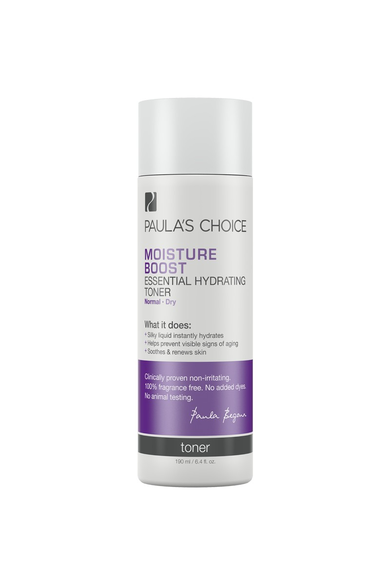 Moisture Boost Essential Hydrating Toner