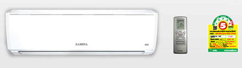 AMENA WJ18B-MNVDE 18,500 BTU.