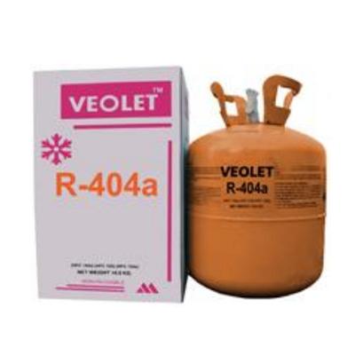 น้ำยาแอร์ R-404A VEOLET บรรจุ 10.9 kg. ขายพร้อมถัง