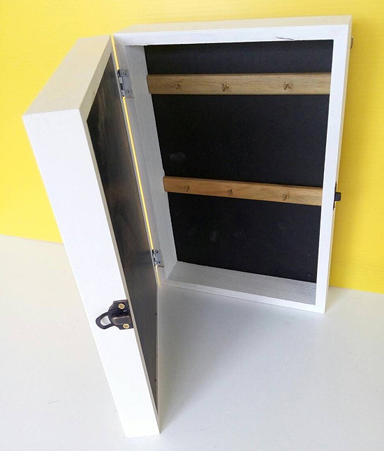 ตู้แขวนกุญแจเก๋ๆ