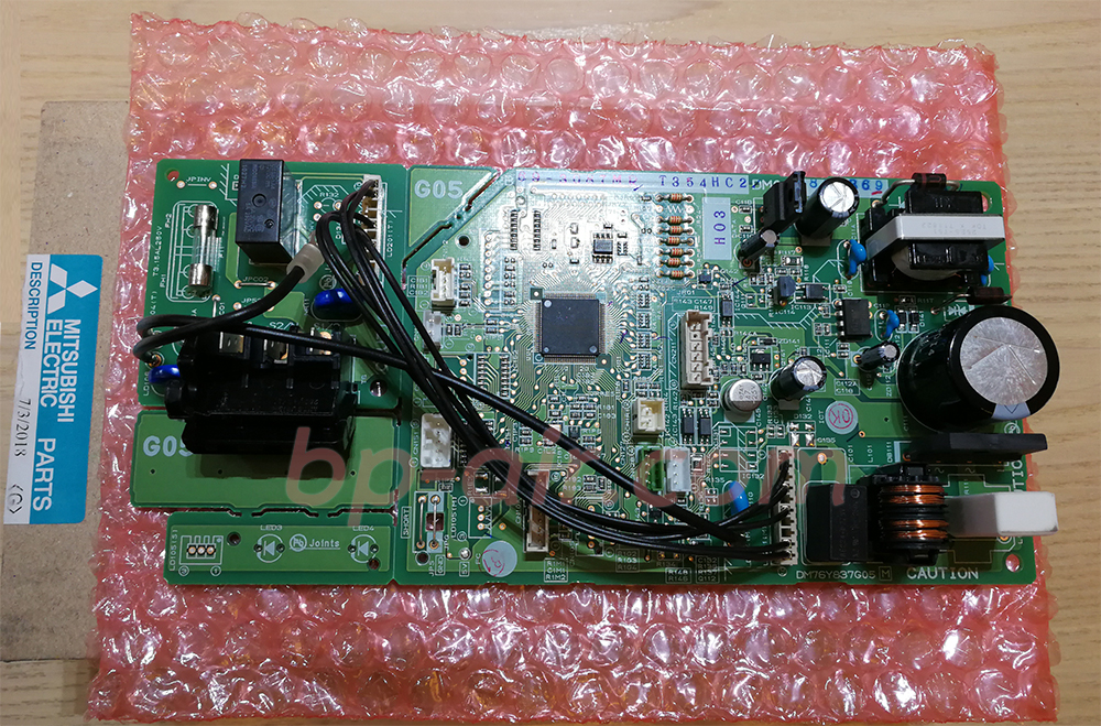 แผงบอร์ด Control P.C. E12P75452