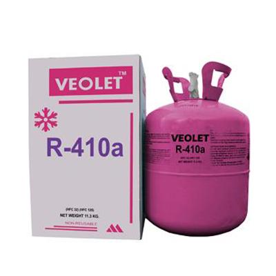 น้ำยาแอร์ R-410A VEOLET บรรจุ 11.3 kg. ขายพร้อมถัง