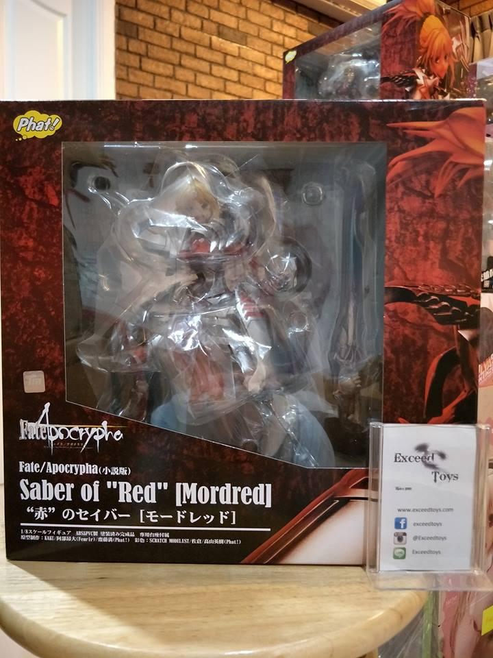 """Saber of """"Red"""" [Mordred]"""