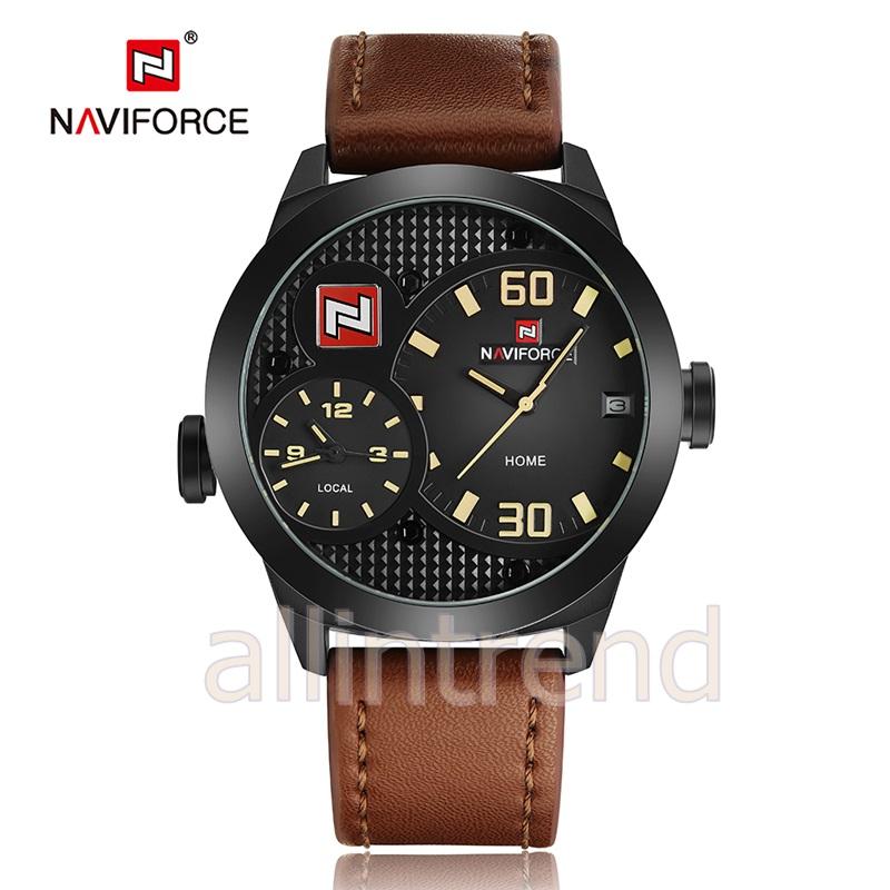 นาฬิกา Naviforce รุ่น NF9092M สีเหลือง/ดำ ของแท้ รับประกันศูนย์ 1 ปี ส่งพร้อมกล่อง และใบรับประกันศูนย์ ราคาถูกที่สุด