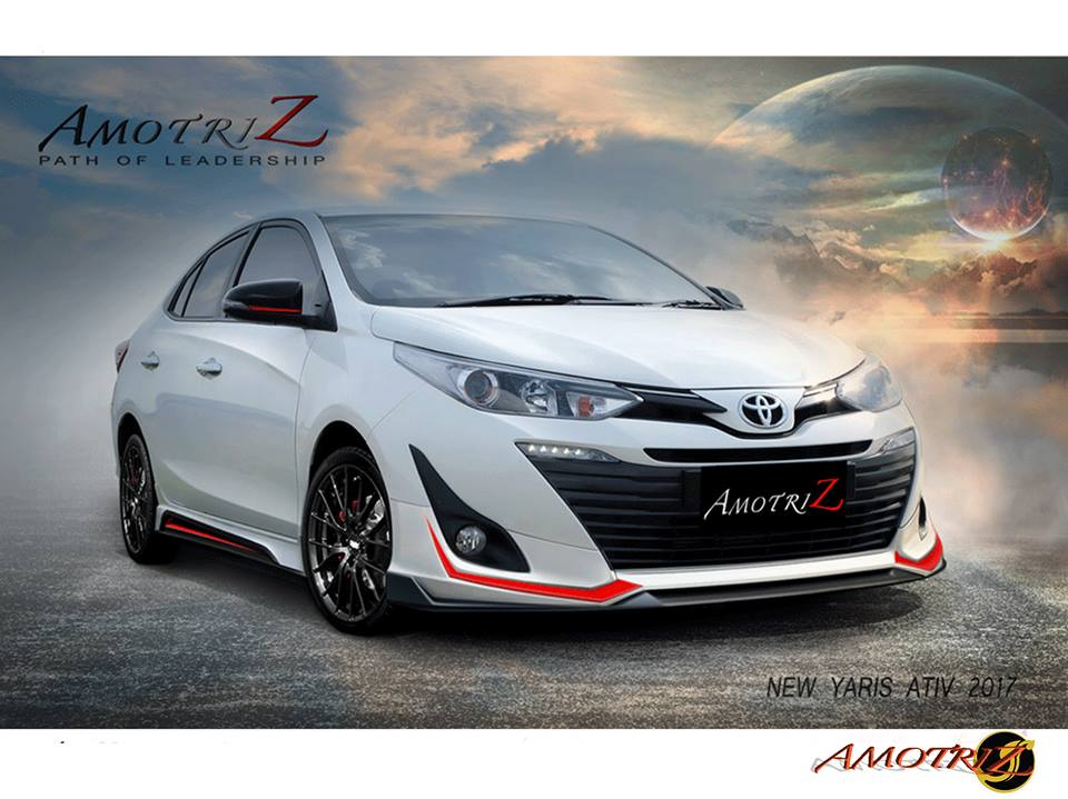 All New Toyota Vios 2018 >> 2018 TOYOTA VIOS 幾款改裝套件登場!這樣的改裝行嗎? - COCO01