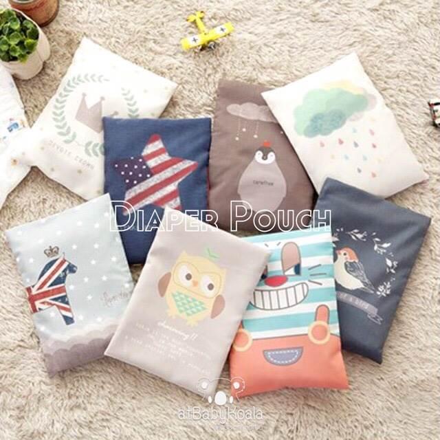 ถุงผ้าเปียก Prielle Baby ผลิตจากเกาหลี