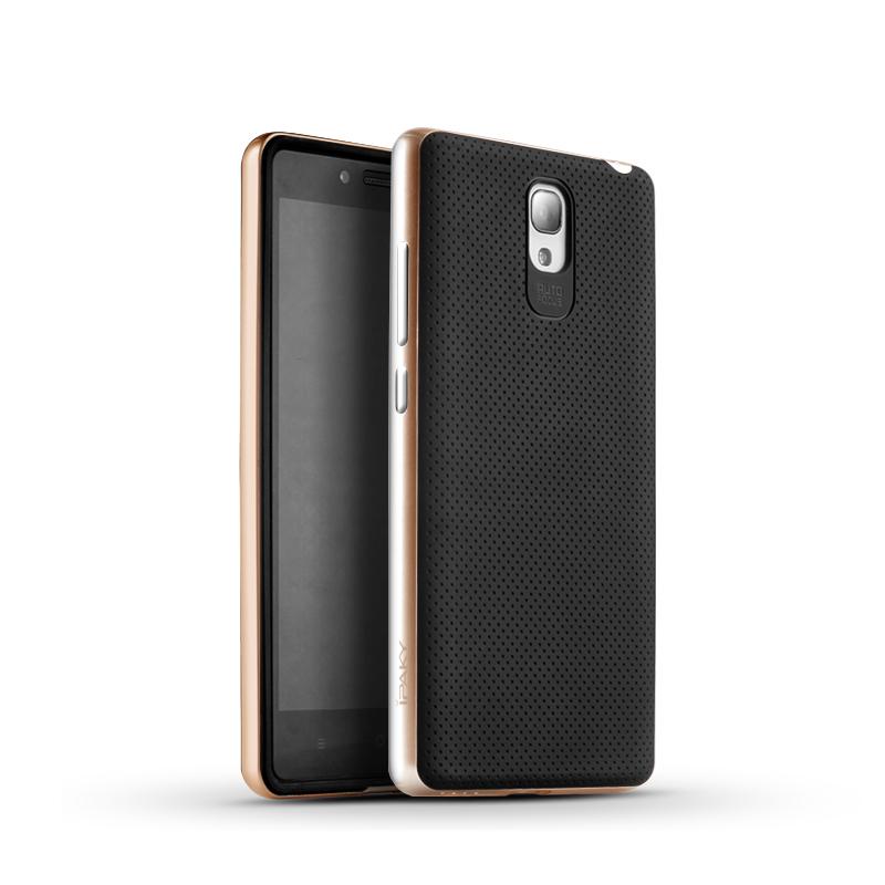 IPAKY Case Xiaomi redmi note (ฺGold)