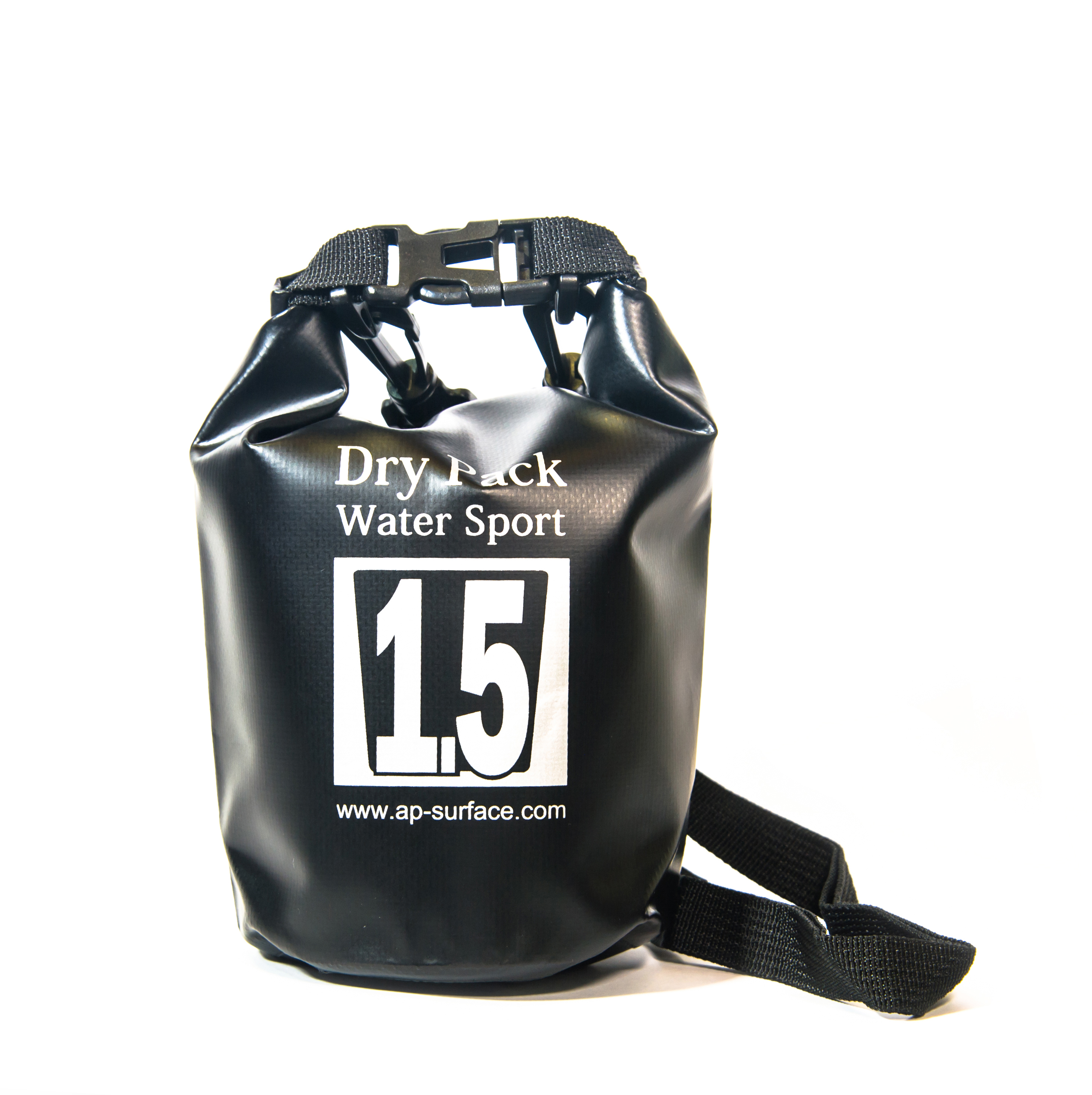 กระเป๋ากันน้ำ Dry pack 1.5L- สีดำ