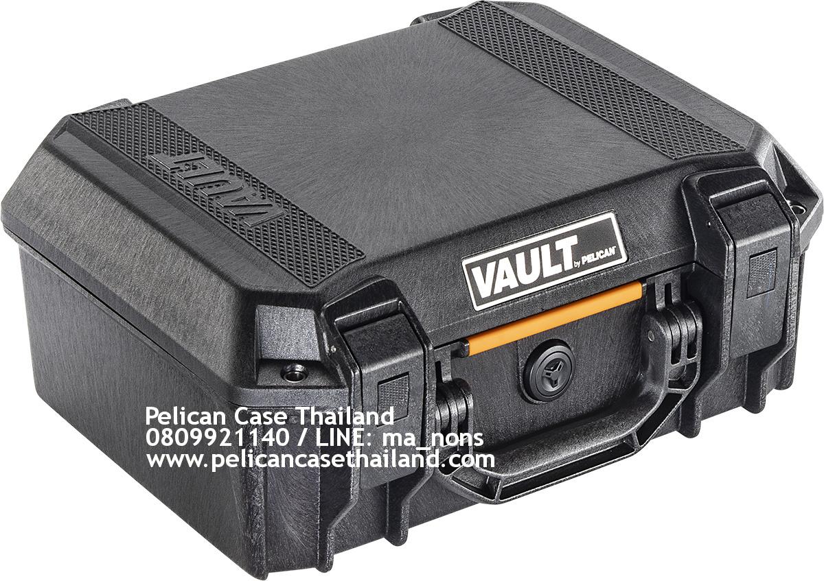 PELICAN™ VAULT 200 Pistol Medium Case