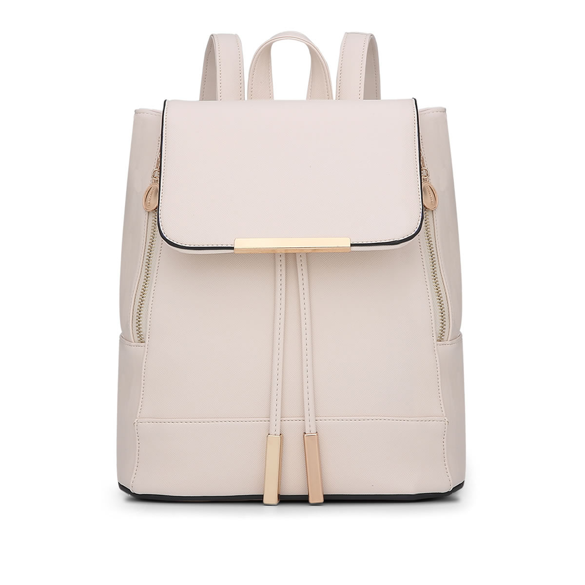 ขายส่ง กระเป๋าเป้ สะพายหลัง แฟชั่นเกาหลี Sunny-731 สีขาว