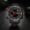 นาฬิกา Naviforce รุ่น NF9081M สีแดง/ดำ ของแท้ รับประกันศูนย์ 1 ปี ส่งพร้อมกล่อง และใบรับประกันศูนย์ ราคาถูกที่สุด
