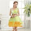 ชุดแต่งงาน [ ชุดพรีเวดดิ้ง Premium ] APD-01ุุ8 กระโปรงสั้น สีเขียว (Pre-Order)