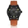 นาฬิกา Naviforce รุ่น NF9070M Yel BN นาฬิกาข้อมือสุภาพบุรุษ ของแท้ รับประกันศูนย์ 1 ปี ส่งพร้อมกล่อง และใบรับประกันศูนย์ ราคาถูกที่สุด