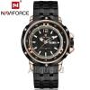 นาฬิกา Naviforce รุ่น NF9073M RG BK นาฬิกาข้อมือสุภาพบุรุษ ของแท้ รับประกันศูนย์ 1 ปี ส่งพร้อมกล่อง และใบรับประกันศูนย์ ราคาถูกที่สุด