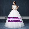 ชุดแต่งงานราคาถูก กระโปรงสุ่ม ws-035 pre-order