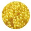 เม็ดมุกน้ำตาล แต่งเค้ก/น้ำตาล แต่งเค้ก สีเหลือง (1000g)