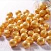 เม็ดมุกน้ำตาล แต่งเค้ก/น้ำตาล แต่งเค้ก สีทองเข้ม Dark gold (500g)