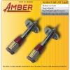 Amber ไฟหน้า Led 57 ดวง super bright H1 สีขาว 6.3 วัตต์ (แพ็คคู่)