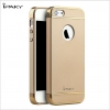 IPAKY CASE 360 3 in 1 iPhone 5 / 5s / SE- Gold
