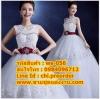 ชุดแต่งงานราคาถูก กระโปรงสุ่ม ws-056 pre-order