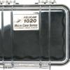 PELICAN™ 1020 MIRCOCASE, BLACK / CLEAR