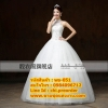 ชุดแต่งงานราคาถูก กระโปรงสุ่ม ws-051 pre-order (สินค้าพิเศษ)