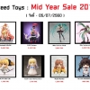 Exceed Toys : Mid Year Sale 2017