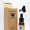 Asher สูตร Original 10 ml. 4 ขวด